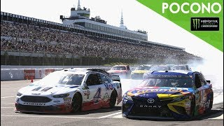 Monster Energy Nascar Cup Series- Full Race -Overton'S 400