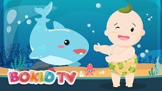 ♫ Baby Shark Dance | Bé Học Tiếng Anh | Nhạc Thiếu Nhi Tiếng Anh Vui Nhộn Hay Nhất BoKidTV