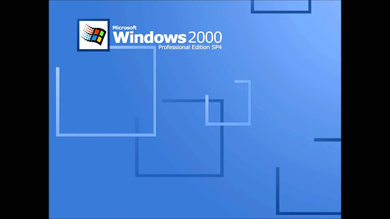 Image gallery windows 2000 startup for Windows 95 startup sound