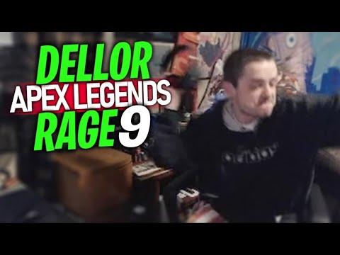 Download DELLOR APEX LEGENDS RAGE COMPILATION 9