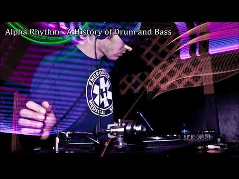 'A History of Drum and Bass' - 4 Hour/100 Song Drum and Bass Mix (Mix of the Week 100)