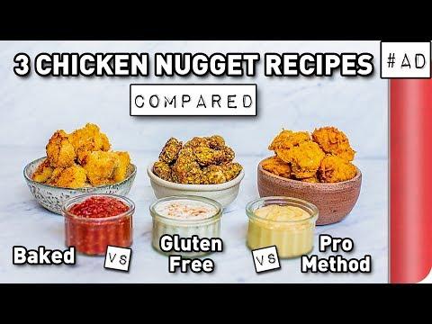 3 Chicken Nugget Recipes COMPARED