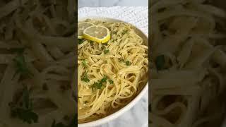 Lemon Pasta tiktok lovelydelites