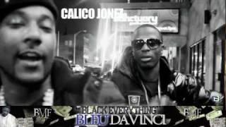 black everything bleu davinci ft calico jonez