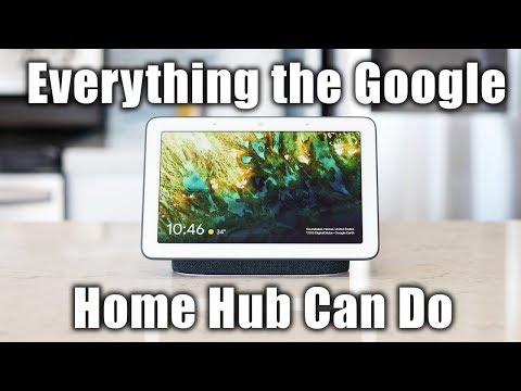 Everything the Google Home Hub Can Do Mp3