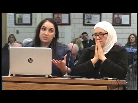 November 13,  2017, Board of Education Meeting - Part 2