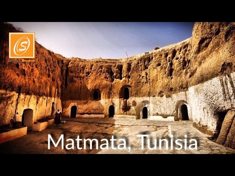 Matmata - City Tour, Tunisia