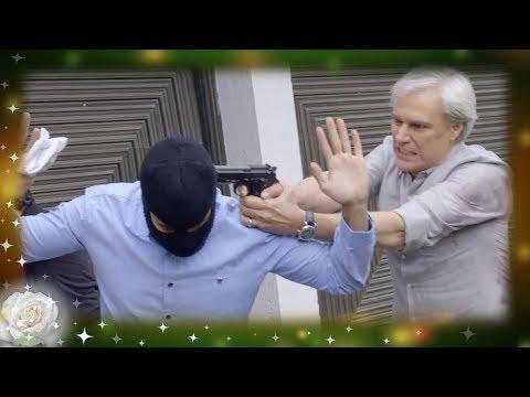 La Rosa de Guadalupe: Rolando quiere matar al violador de su hija | El país de los ciegos
