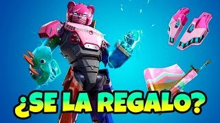 New Skin deL Robot from *Fortnite for HugoMarker Live 🤖 Mecca Team Leader