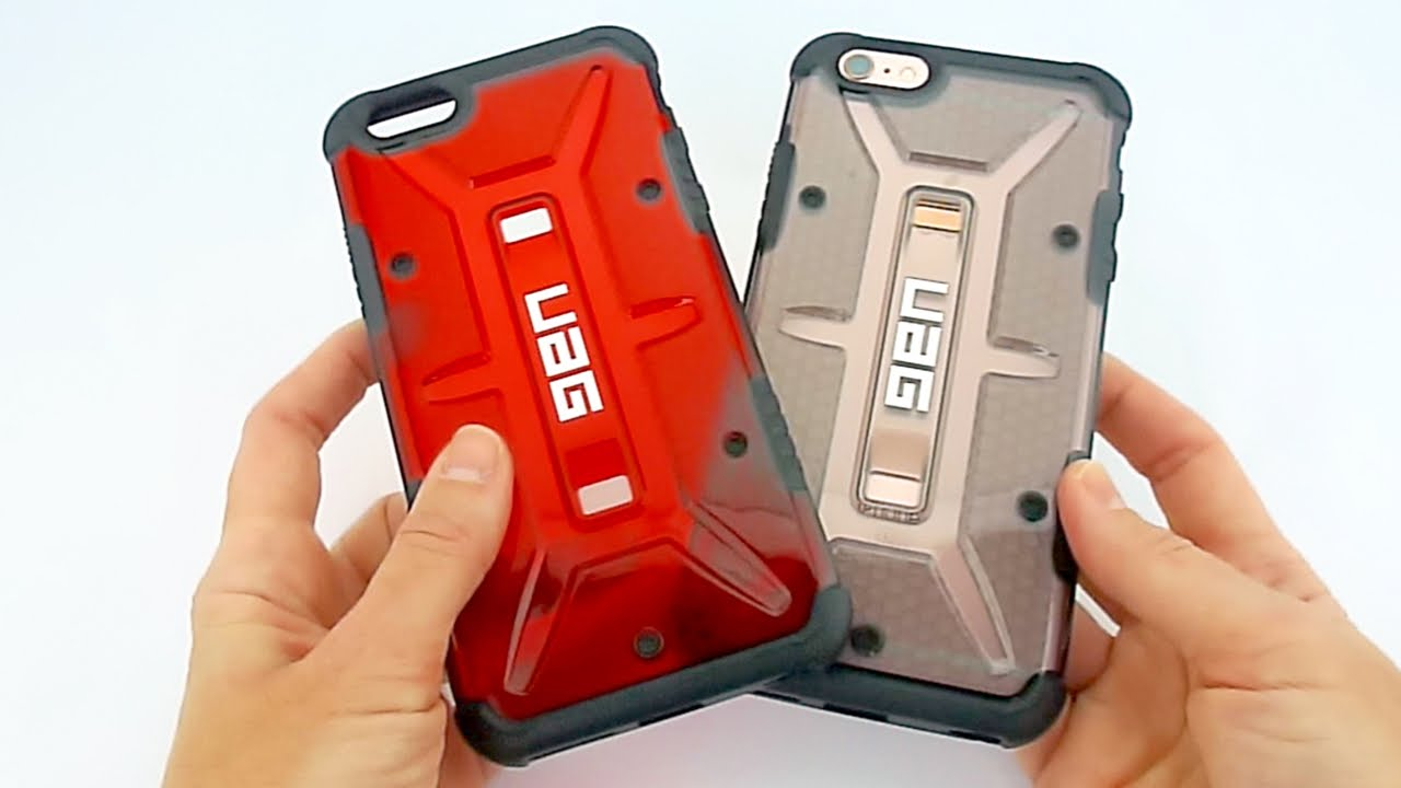 100% authentic 92023 426e2 UAG Magma and Ash: Great New Colors for the iPhone 6s Plus!