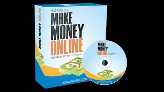 Looking for a free plr video course, here's sample of videos found at https://www.buyqualityplr.com/plr-store/best-way-to-make-money-online-free-u...