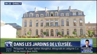 Journées du patrimoine: ils sont arrivés à 6h pour visiter l'Élysée... et ne le regrettent pas
