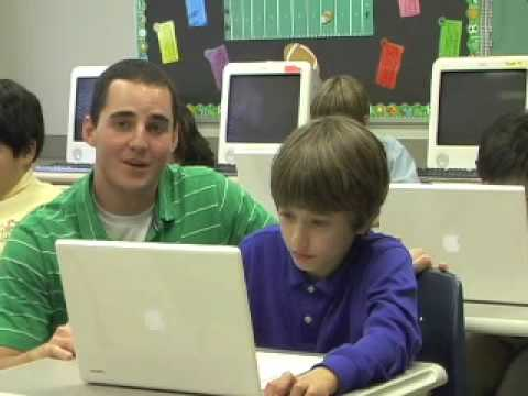 Click to play video B.S. Elementary Teacher Education