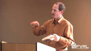 JIM LYNCH author reading BORDER SONGS - Part 3 of 5