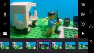 Как снимать мультфильмы в приложении