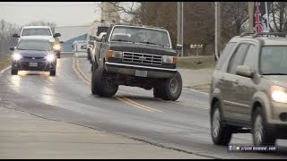 Black ice sliding and traffic chaos - Wentzville, MO, December 16, 2016 thumbnail