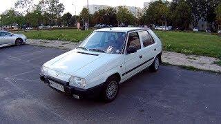 Škoda Favorit - Test cichego bohatera  - MotoBieda #26