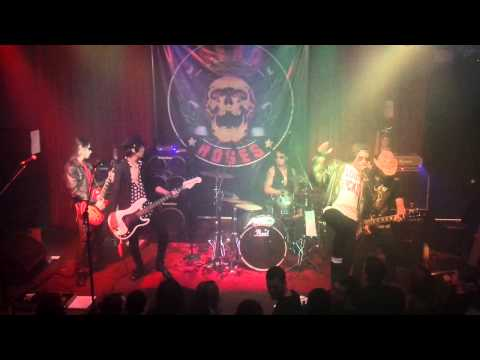 Pretty Tied Up - Dead Roses Band - Guns n Roses Cover - 30/1/15