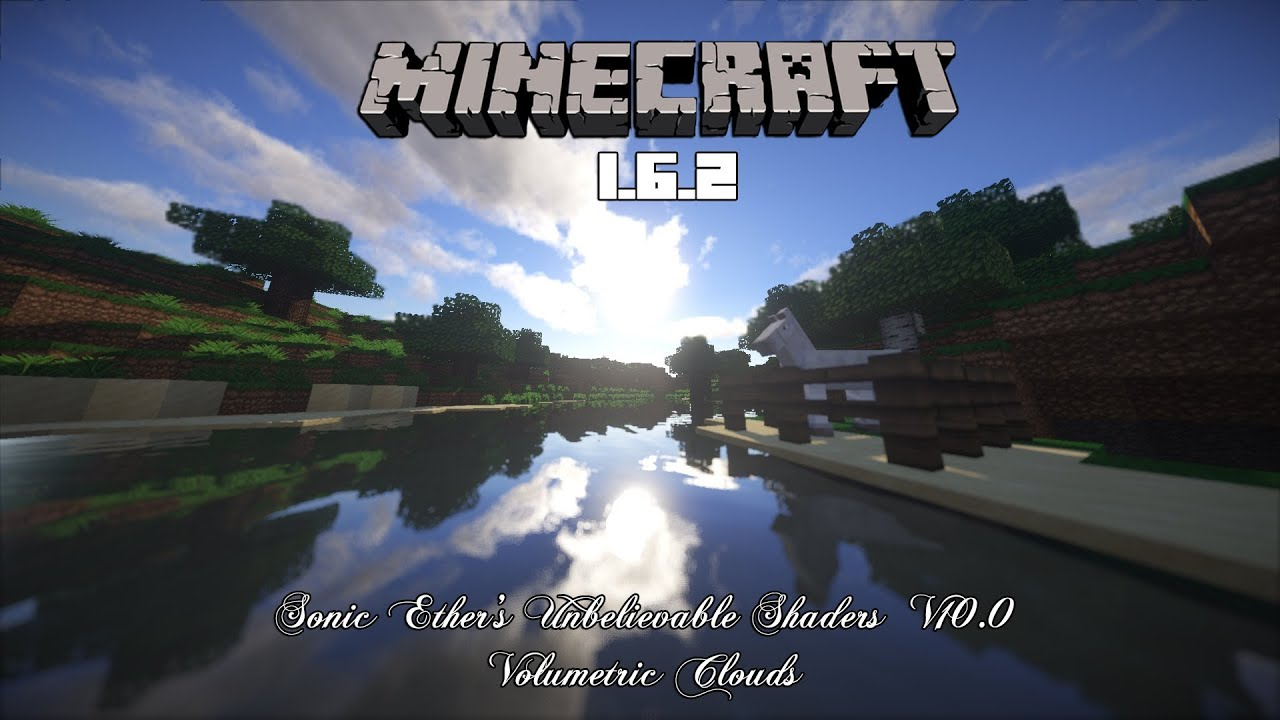 Minecraft Graficos Realistas! | SEUS v10 0 c/ Volumetric Clouds [Minecraft  1 6 2 Shaders]