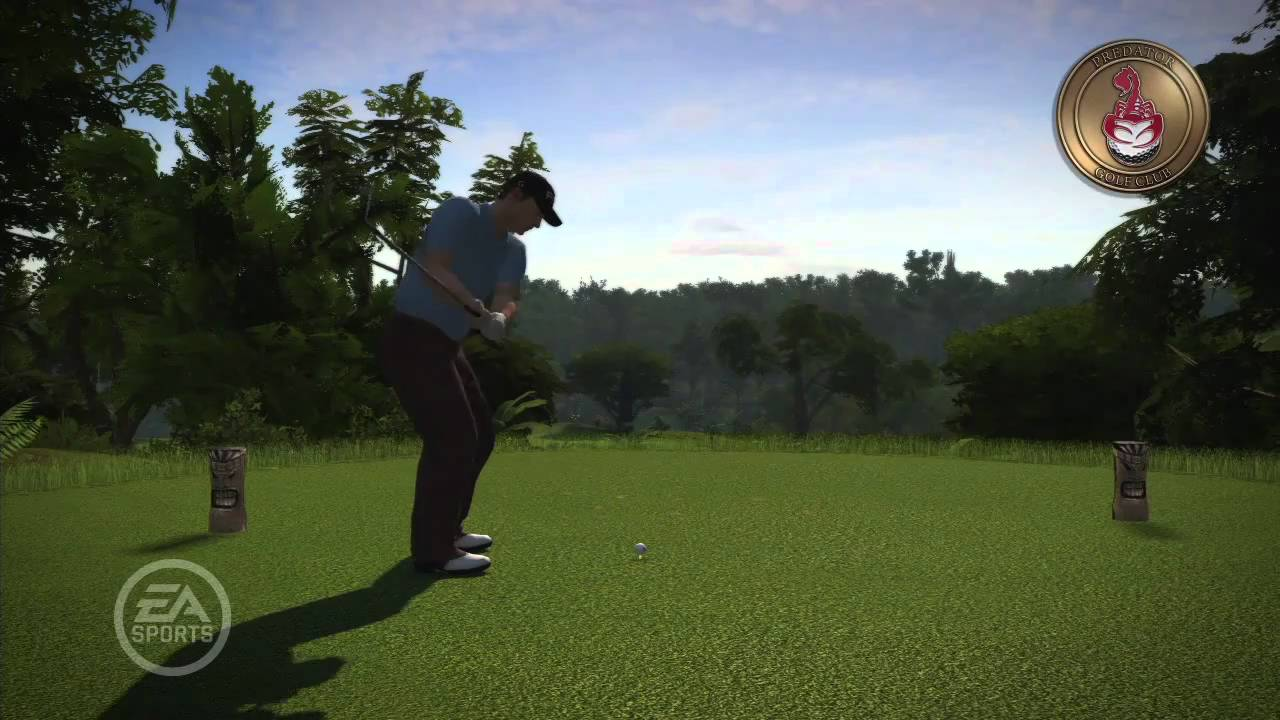 Tiger Woods Pga Tour  Dlc
