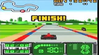 F1 World Grand Prix 2 (GBC)