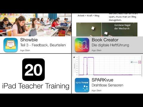 iPad Teacher Training 20