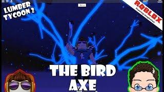 Roblox - Holz Tycoon 2 - die Macht der Vogel Axt!!!!
