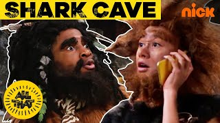Shark Cave Bring Prehistoric Pitches + 2 BONUS Clips! | All That Video