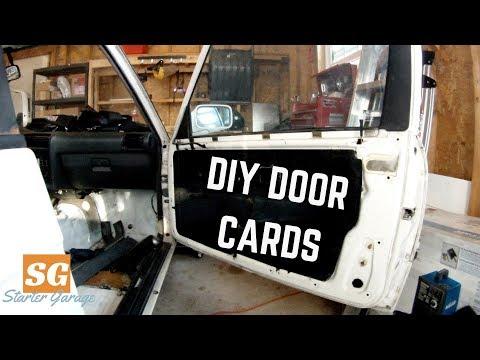 BMW E30 DIY Motorsport Door Cards