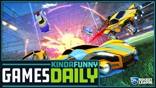No Rocket League 2 - Kinda Funny Games Daily 07.06.18