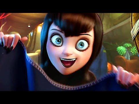 HOTEL TRANSYLVAN袉A 3 Full Movie Trailer # 2 (Animation, 2018)