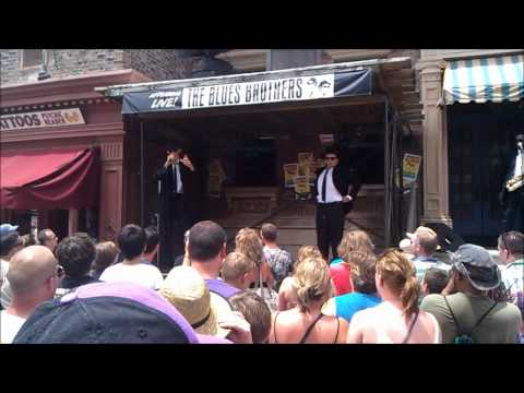 Universal Orlando Blues Brothers Rubber Biscuit