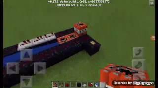 Minecraft tnt fırlatıcı yapimi