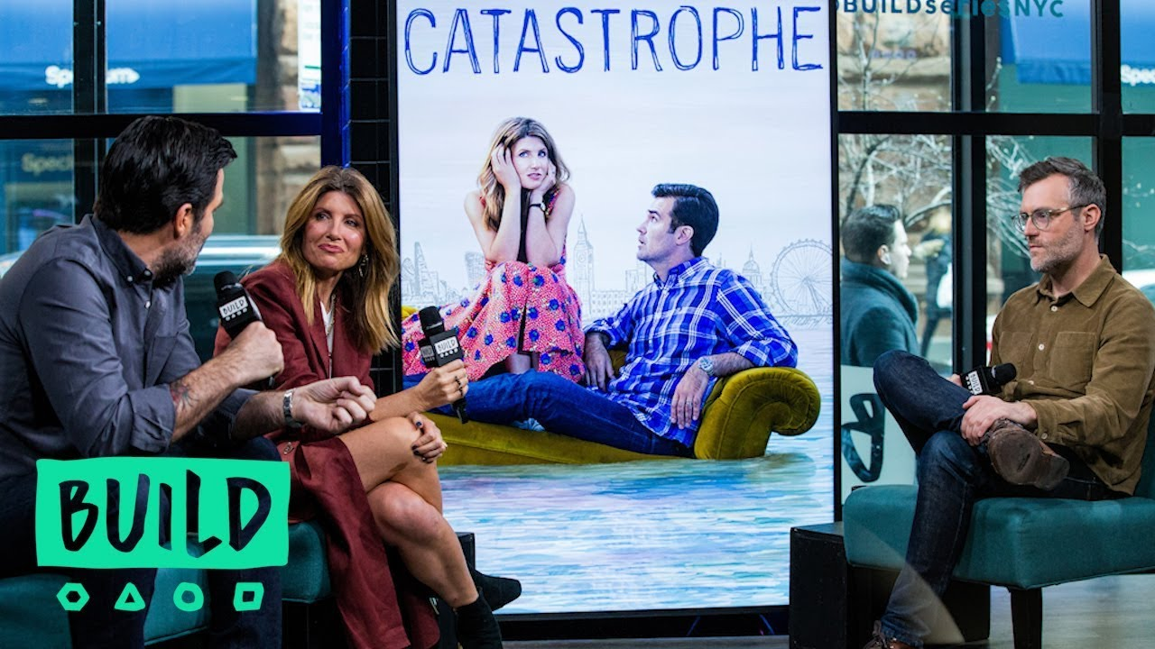 Rob Delaney & Sharon Horgan On Season 4 Of