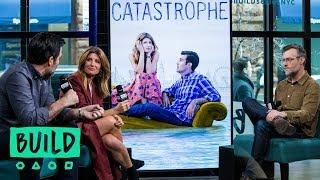 """Rob Delaney & Sharon Horgan On Season 4 Of """"Catastrophe,"""" Their Amazon Prime Series"""