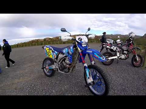 Supermoto Sunday in Cape Town,South Africa