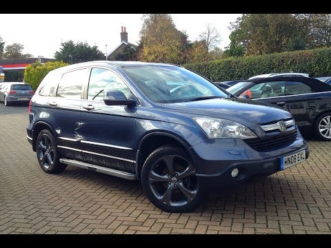 Honda Cr-V 2.2 i-CDTi EX Station Wag for Sale at CMC-Cars, Near Brighton, Sussex