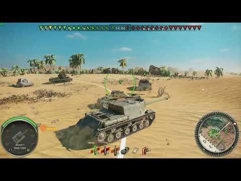 Tanksmas Op - Review - ISU-130 Soviet Destroyer