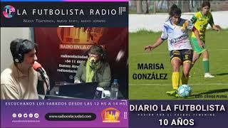 #LaFutbolistaRadio - Programa 7 - Temporada 2 (15/05/2021)