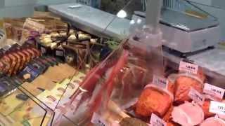 Минск, цены в супермаркете