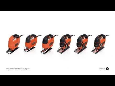 Обзор Лобзики BLACK & DECKER