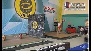 ЩЕКОТОВСКИЙ/SHCHEKOTOVSKY (94,М-70) 80-91х-91х/100-110R-112х. Russian Championships Masters -2017