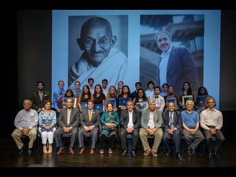 32nd Mahatma Gandhi Memorial Lecture and Awards