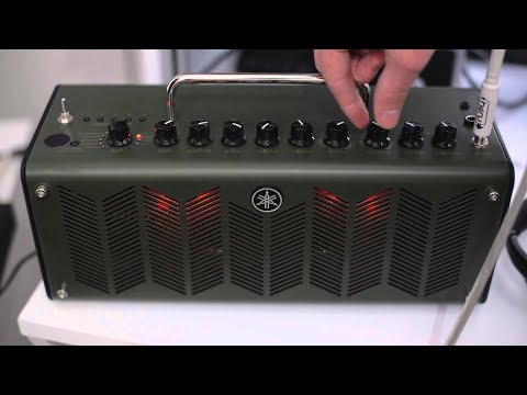 Yamaha thrx10 clean: charvel San dimas clean tone