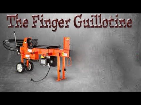 The Finger Guillotine