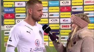 Reinberk skóroval proti Plzni: Nejhezčí gól mé kariéry!