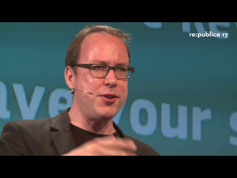 re:publica 2017 - Markus Beckedahl: LOL, rights?! on YouTube