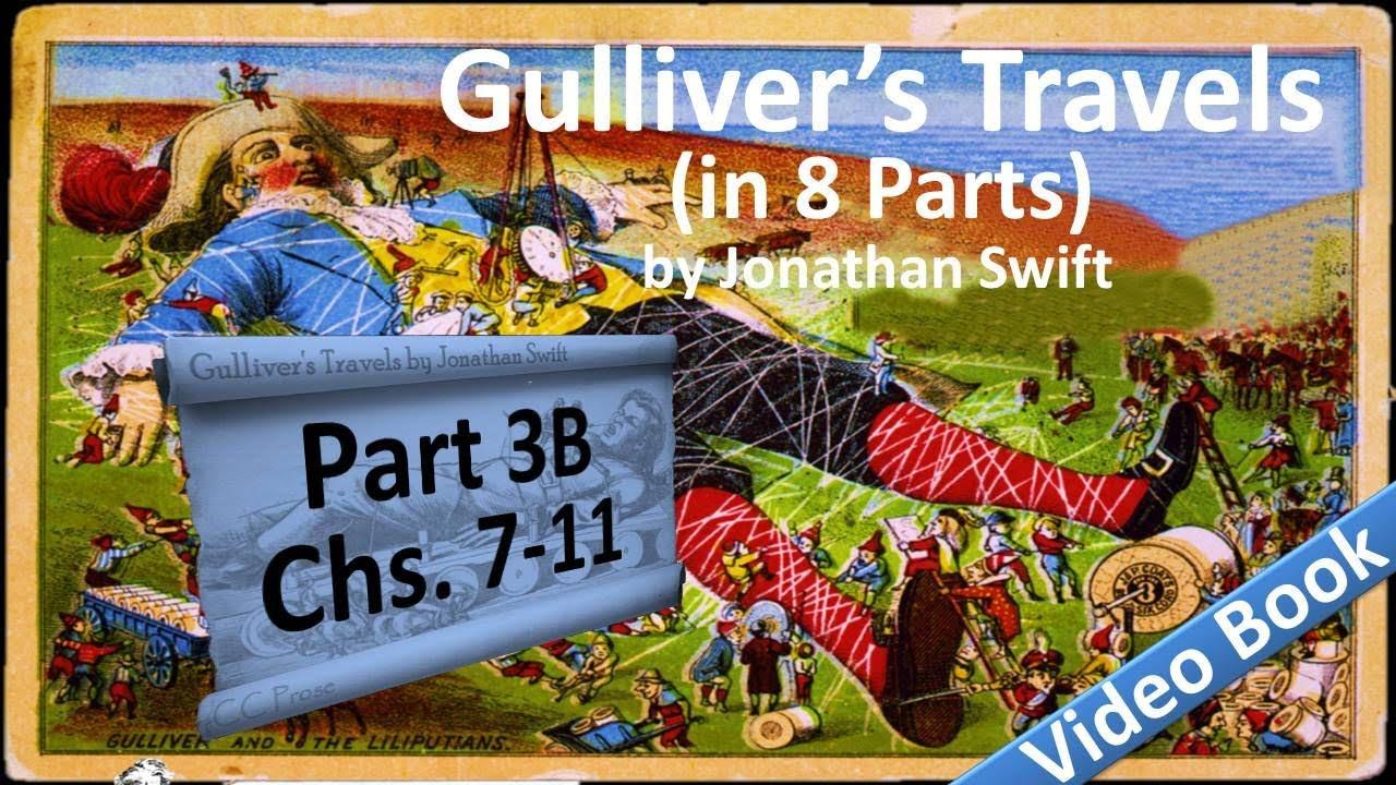 Gulliver S Travels Audiobook Part