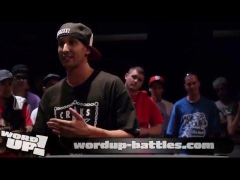 WordUP! 10e Édition: Suspek-T vs Jam (Présentation de Qlassic.ca)