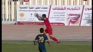 Al Qadisiyah  VS  Al Taawon 2017 Video